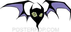 Forbes Bat Sticker