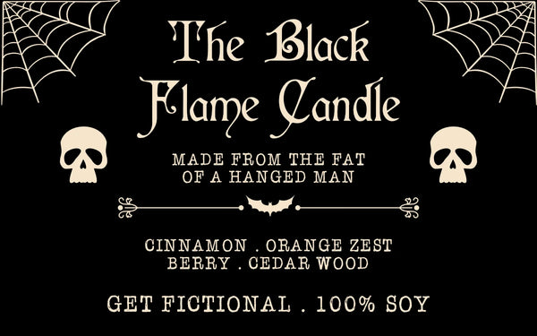The Black Flame - Wax Melt