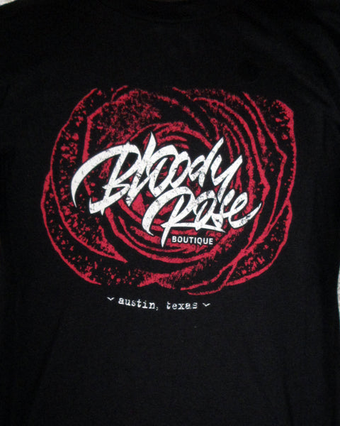 Bloody Rose Boutique Logo Shirt