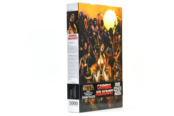 CANNIBAL HOLOCAUST Jigsaw Puzzle