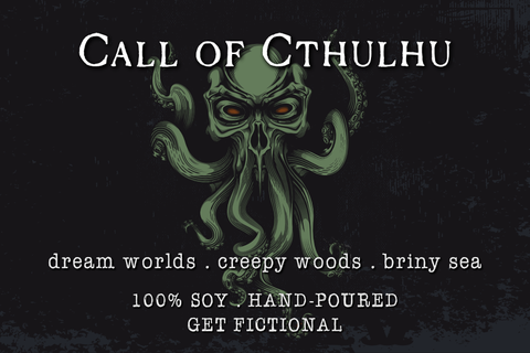 Call of Cthulhu - Wax Melt