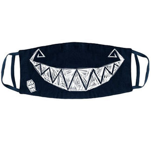 Cheshire Smile Facemask