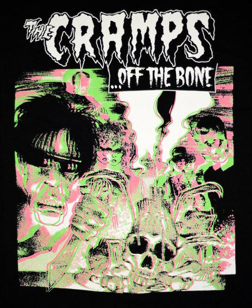 Cramps Off The Bone 3D Shirt