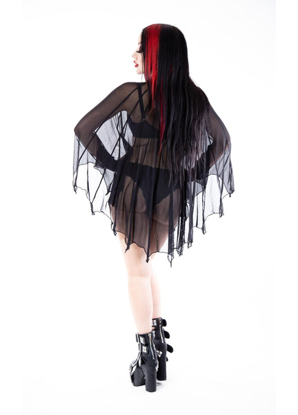 Cybele Bat Wing Dress