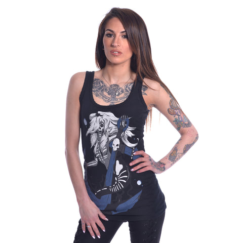 Death Mermaid Vest