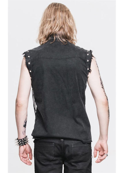 Mens Damien Vest Top
