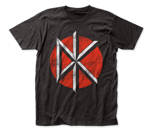 Dead Kennedys – Distressed Logo - Black