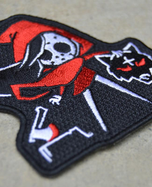 Dead Riding Hood Patch