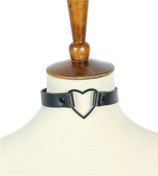 Black Heart Choker - Vinyl