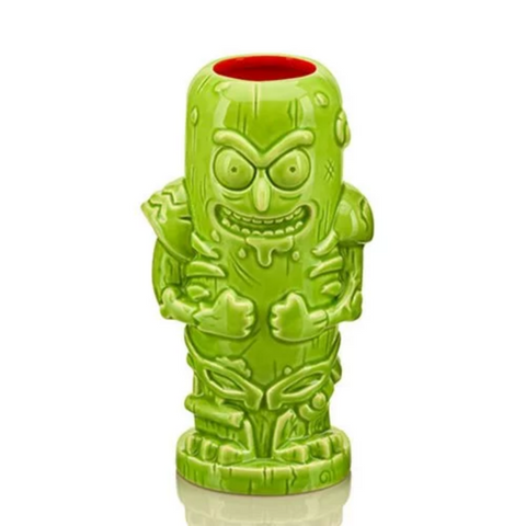 Rick and Morty - Pickle Rick 14oz Tiki Mug