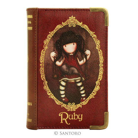 Gorjuss Chronicles Wallet – Ruby