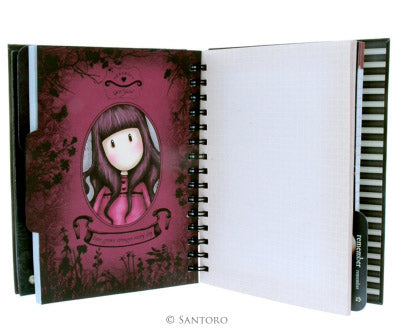 Gorjuss Organisational Notebook – Ruby