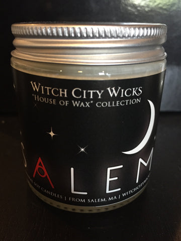 Salem 4oz Jar Candle
