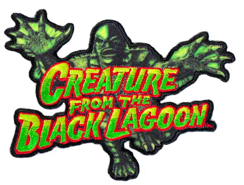 Creature From the Black Lagoon Swimming Patch