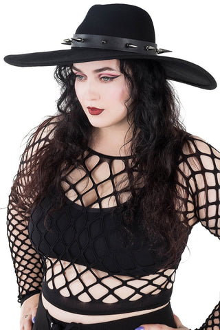 Nightshade Brim Hat