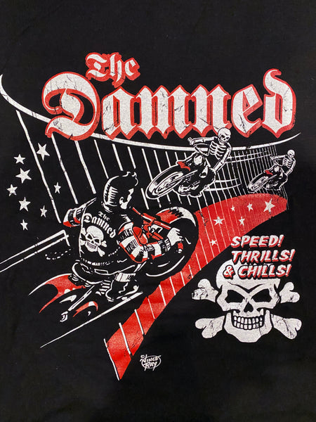 The Damned: Speed, Thrills And Chills