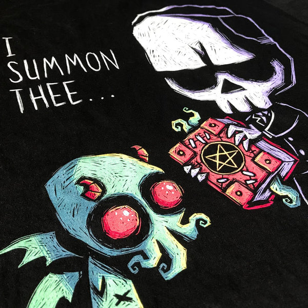 I Summon Thee Men's T-shirt