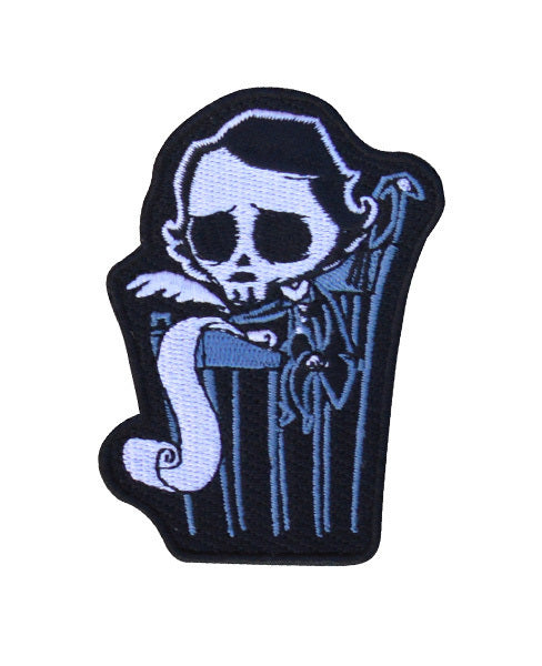 Lonely Writer Patch