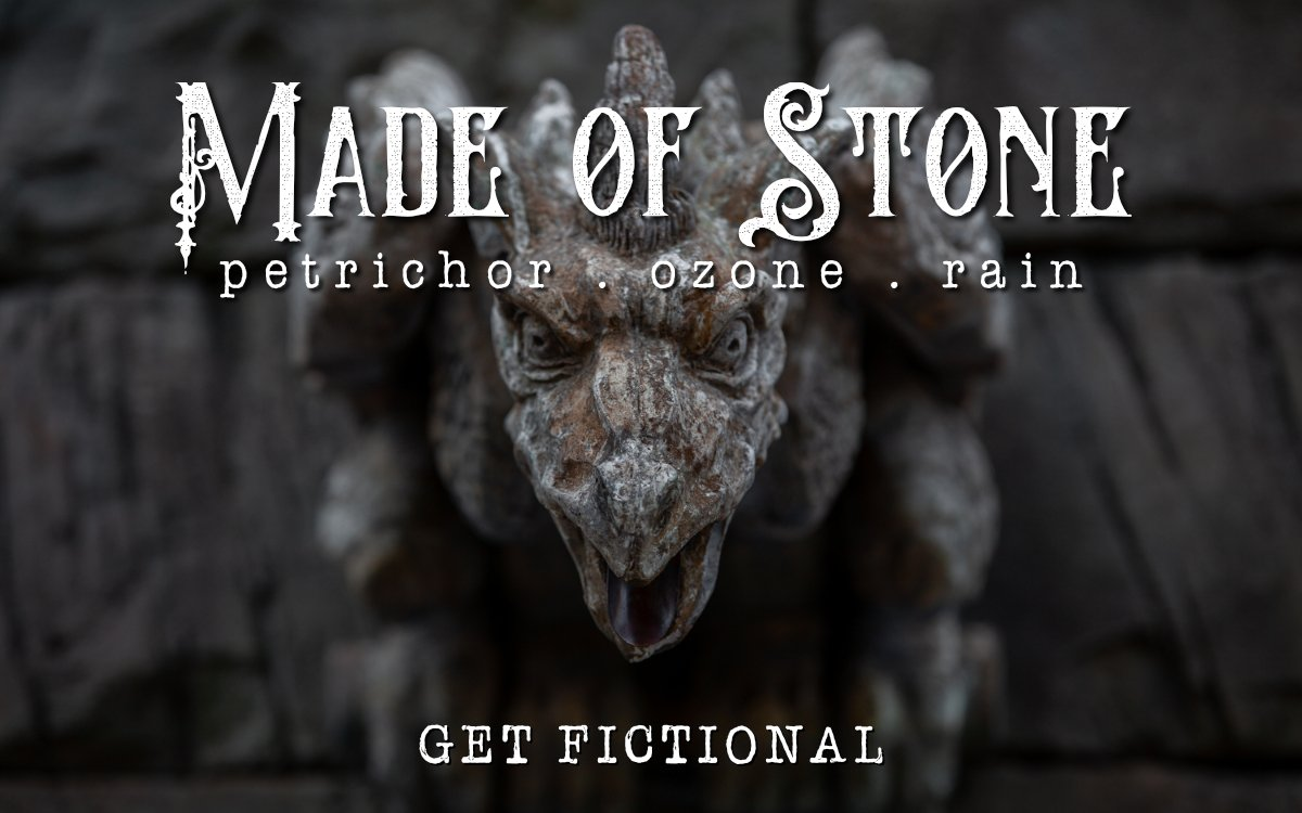 Made of Stone - Candle