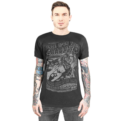 Once Upon The Shadows Men's Tee