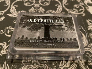 Old Cemeteries - Wax Melt