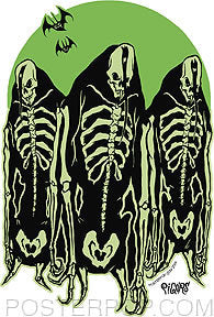 Pigors Misfit Ghouls Sticker