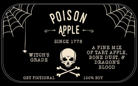 Poison Apple - Wax Melt