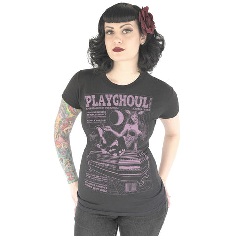 Playghoul Women's Tee