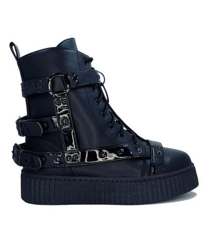 Disorder 2 Black Boot