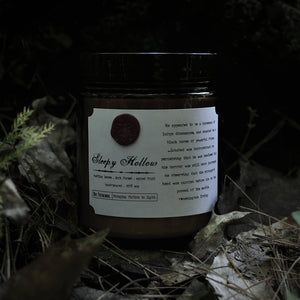 Sleepy Hollow Candle