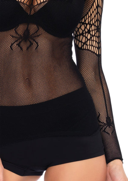 Spiderweb Micro Net Top