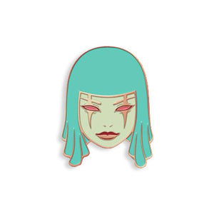 Namaka by Tara McPherson Enamel Pin