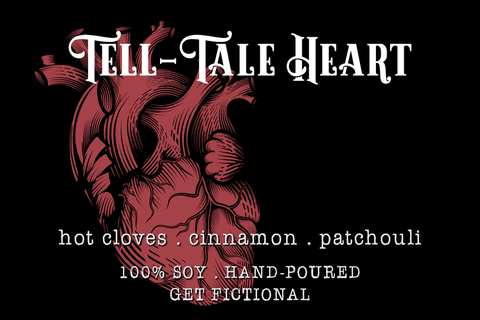 Tell-Tale Heart - Wax Melt