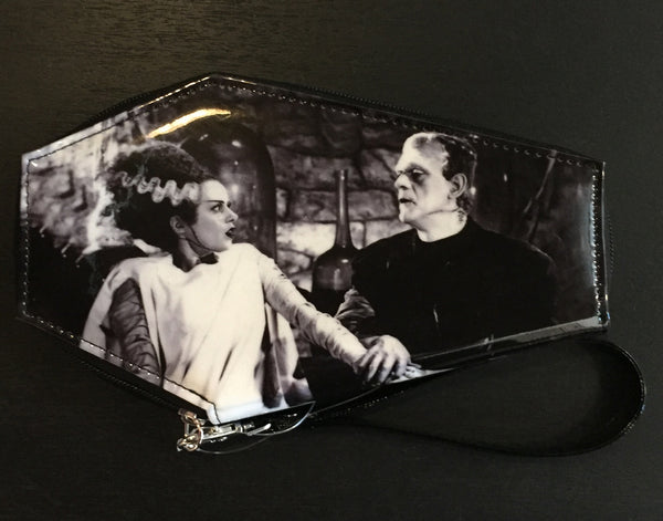 We Belong Dead Coffin Wallet
