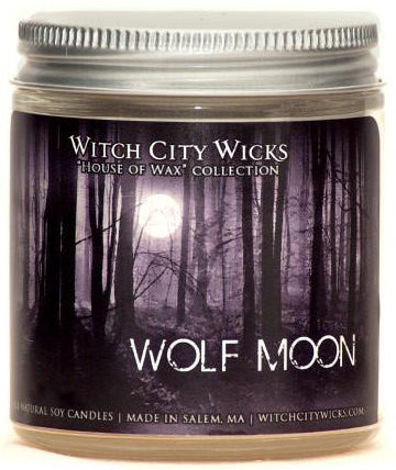 Wolf Moon 4oz Jar Candle