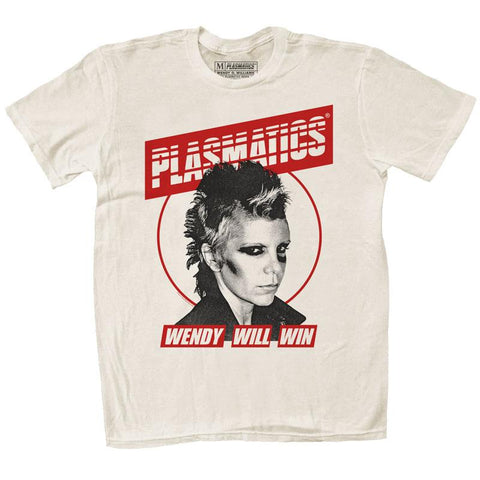 Wendy Will Win - Wendy O. Williams Unisex T-Shirt