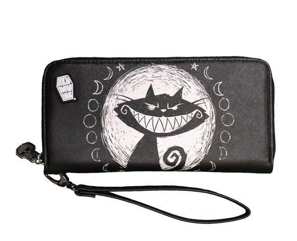 We're All Mad Here Long Wallet