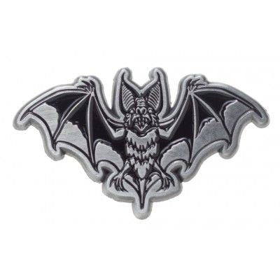 Batt Attack Enamel Pin