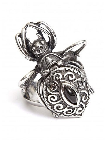 Black Widow Ring