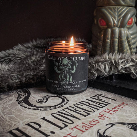 Call of Cthulhu Candle