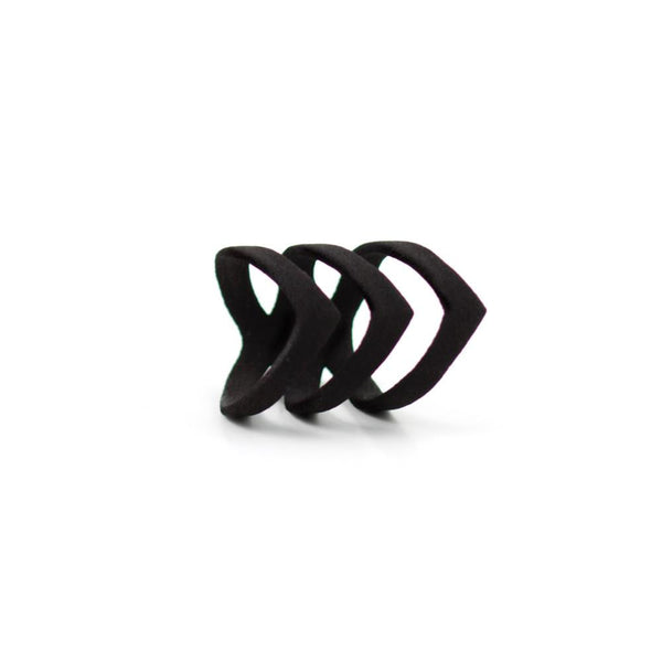 Chase Ring in Black