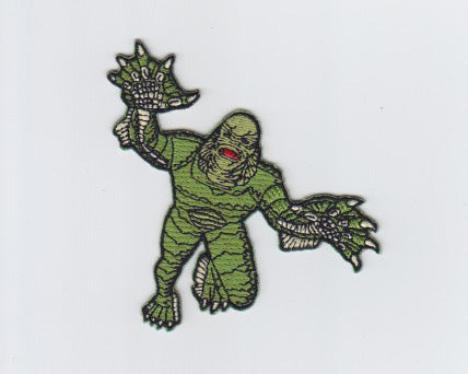 Creature From the Black Lagoon Pounce Patch