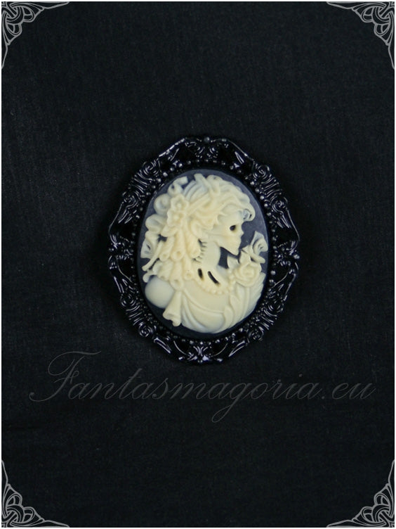 Dead Countess Brooch