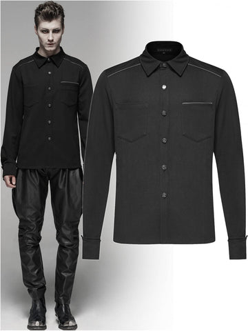 Deimos Black Shirt