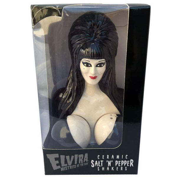 Elvira Salt And Pepper Shaker