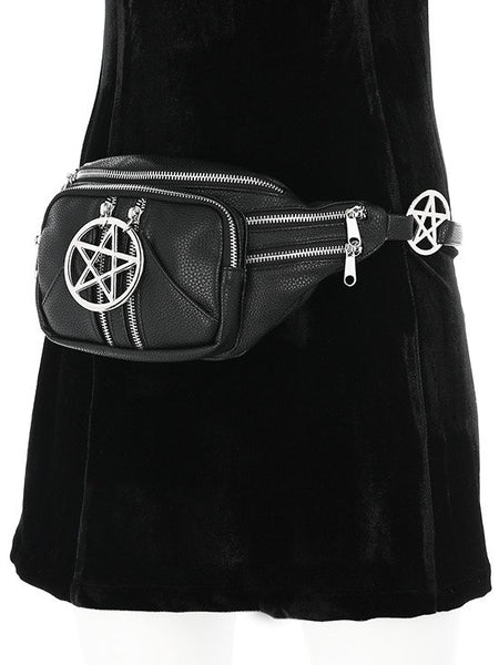 Pentagram Hip Bag