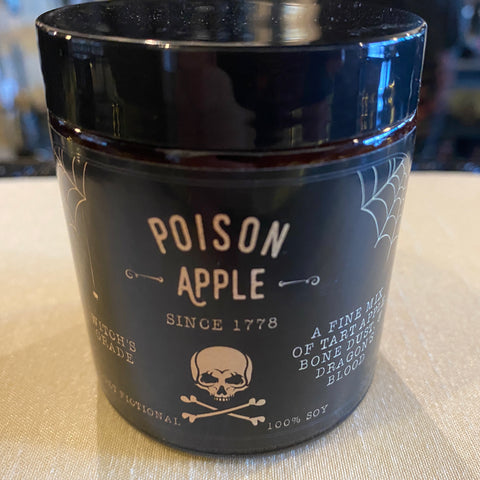 Poison Apple - Candle