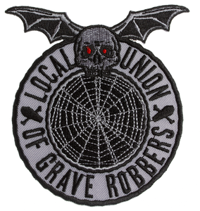 Grave Robbers Patch