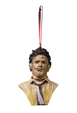 Holiday Horrors - Texas Chainsaw Massacre Leatherface Ornament