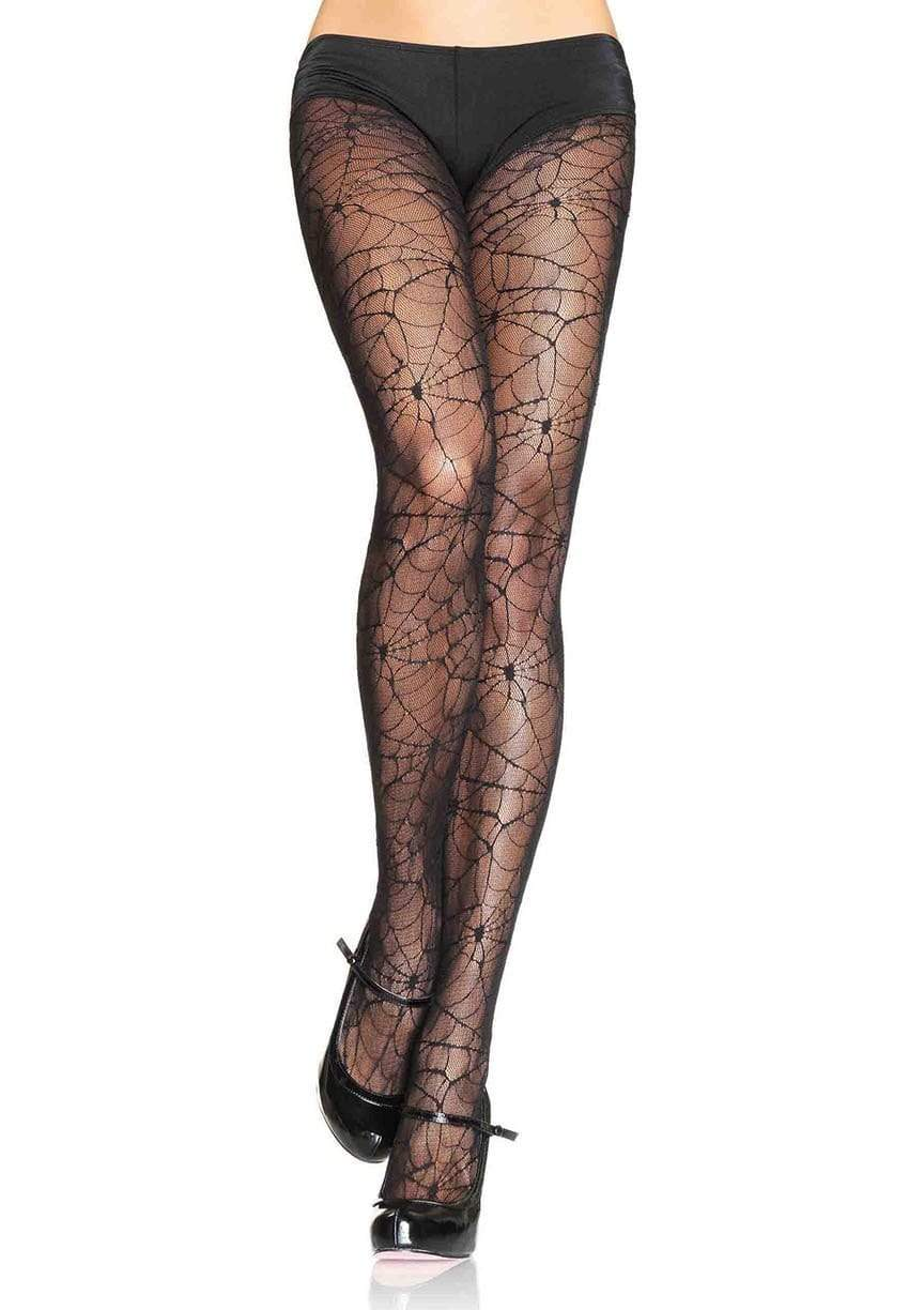 Spiderweb Lace Tights